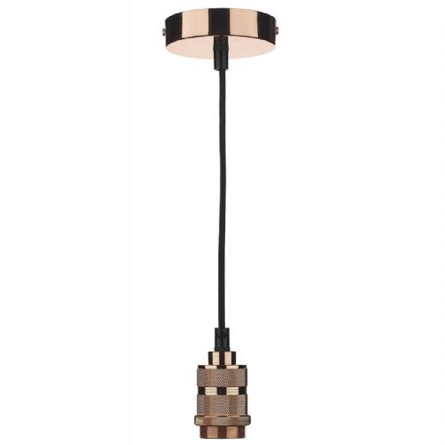 1 Light E27 Decorative Suspension Copper SP8664